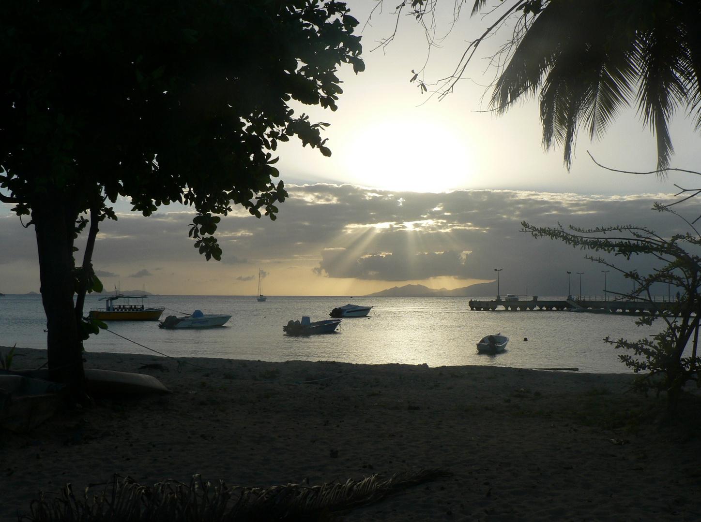 Calme et volupté à Port Louis