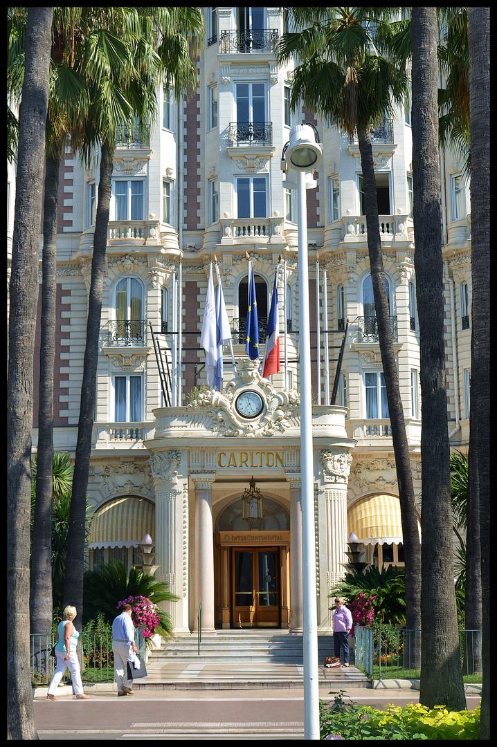 Calton in Cannes