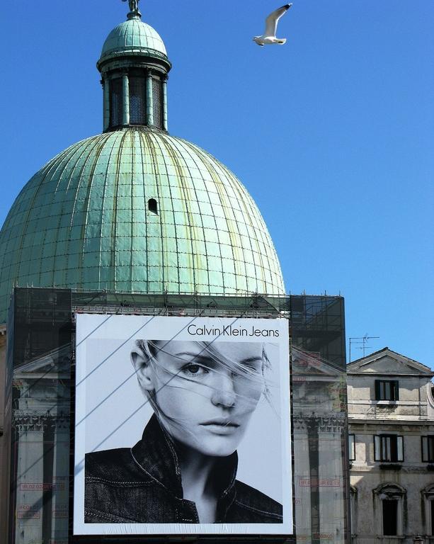 Calvin Klein's Venice