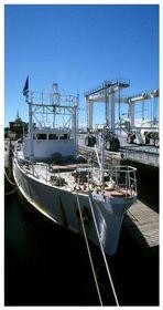 Calypso in La Rochelle [war: Was für ein Schiff ist das?]