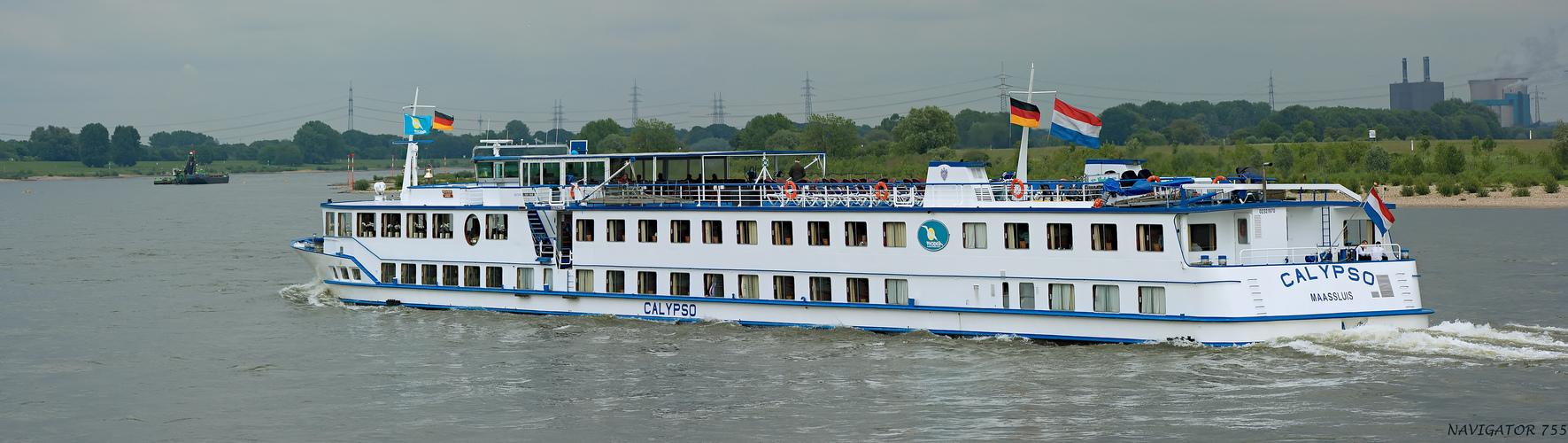 CALYPSO / River cruiser