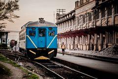 Camagüey Railway - Cuba