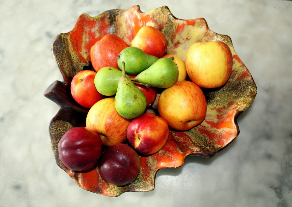 CAMAIEU DE FRUITS D ' ETE