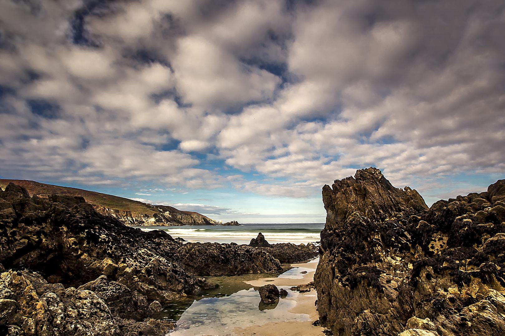 Camaret sur mer in der Bretagne