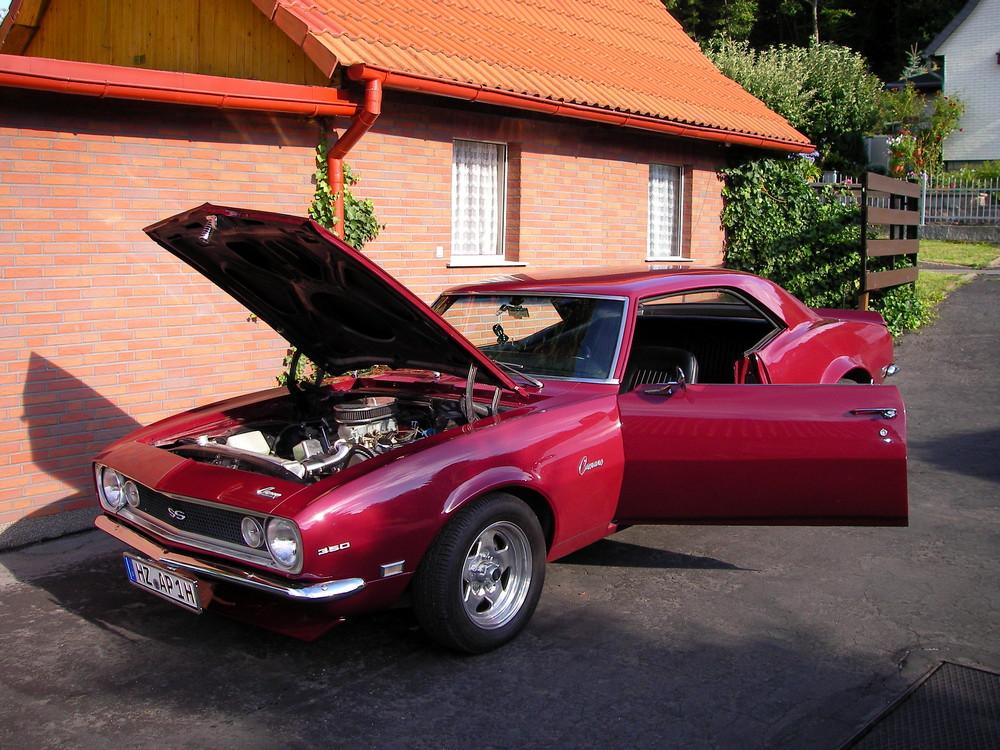 Camaro SS 68