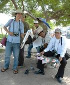 Cambodge 2006 Collègues photographes de rue