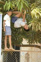 Cambodge 2006 Trompe la mort