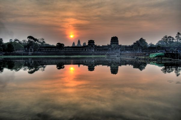 Cambodia - Angkor Wat I