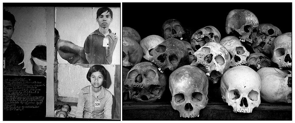 Cambodia (killing fields)