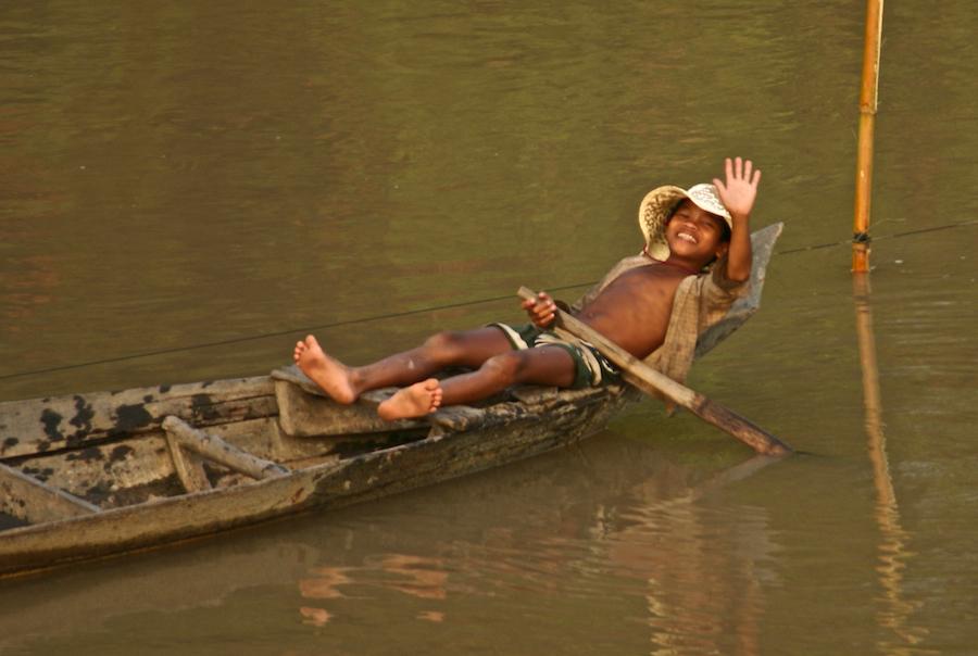 Cambodia Portraits 21