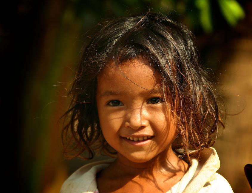 Cambodia Portraits 22