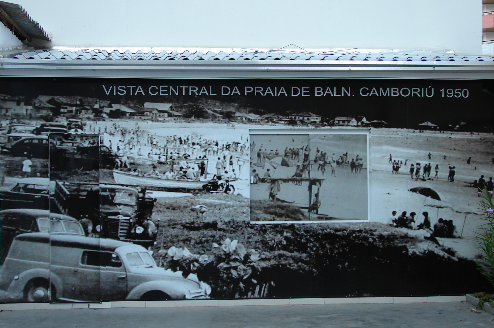 CAMBORIU 1950 -  BRASIL