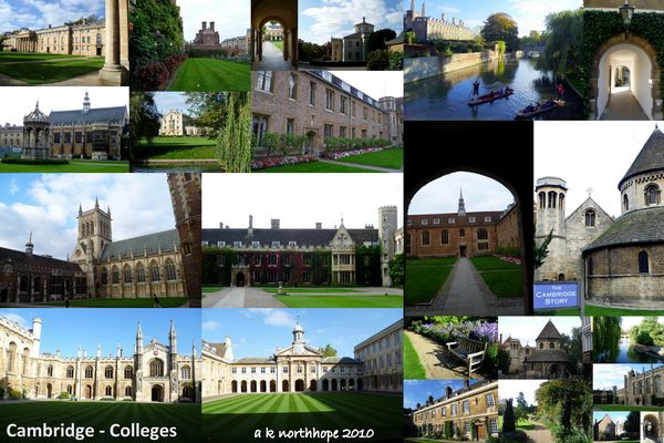 Cambridge - Colleges