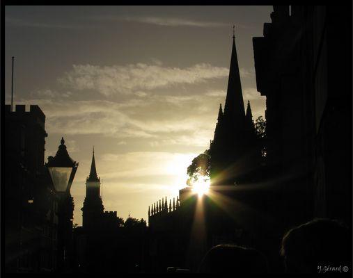 Cambridge - Contre-Jour