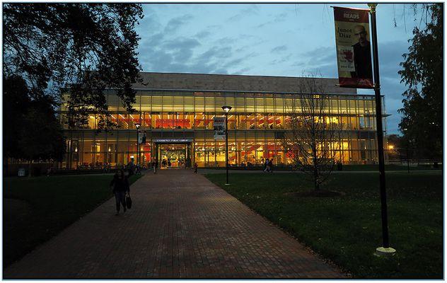 Cambridge Public Library, MA