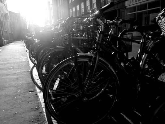 Cambridge streets