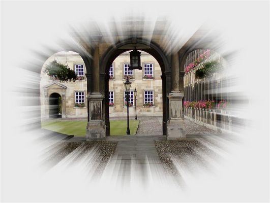 Cambridge - Torbögen