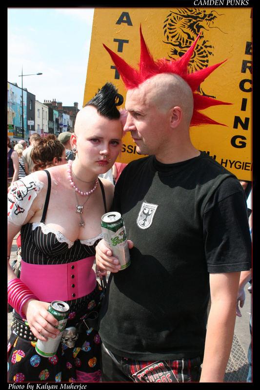 Camden Punks