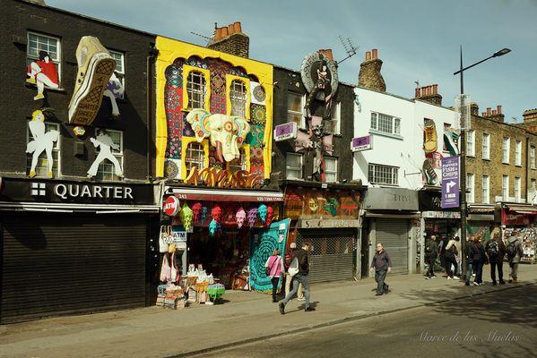 ...Camden Town ...