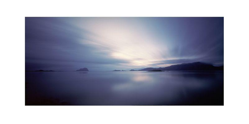Camera obscura 6 x 12. Kodak Portra 160VC. 1 Stunde.