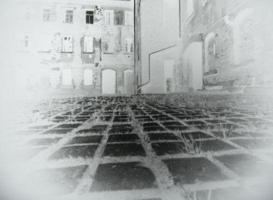 "camera obscura oder ""schuhkarton"""