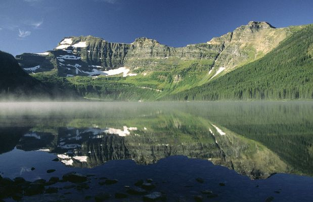 Cameron Lake, Waterton NP, Alberta