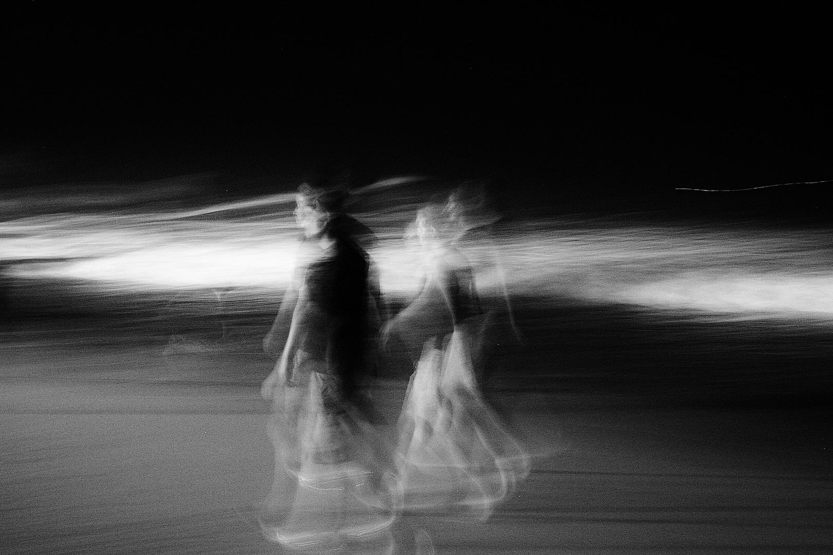 caminata de luz