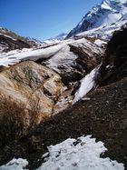 Camino a Puente del Inca -