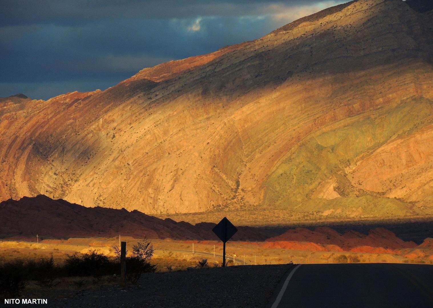 Camino Colorido.