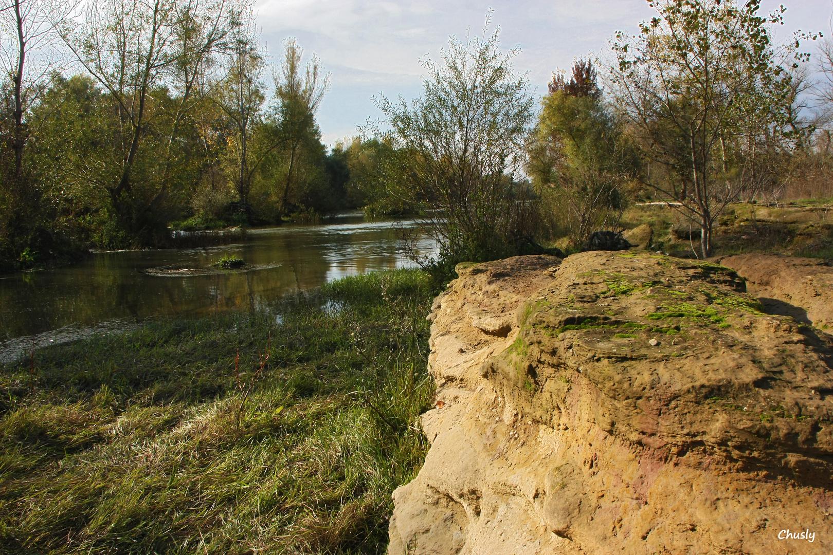 Camino del río