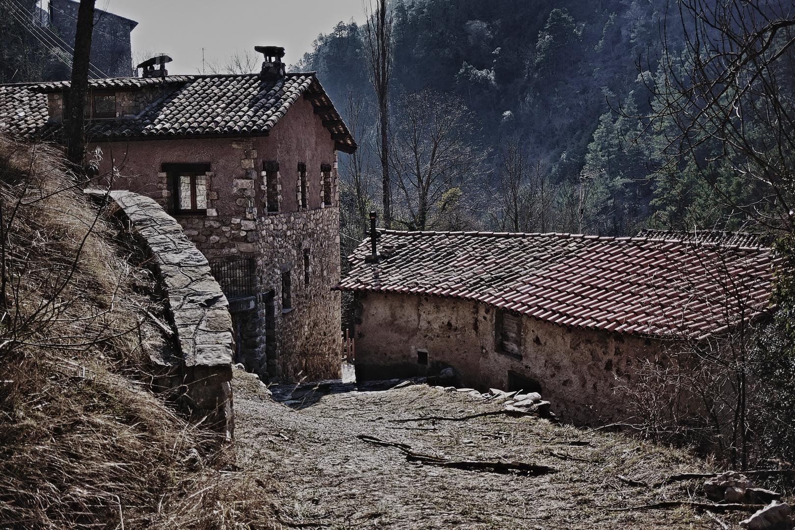 Camino del valle
