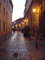 Camino - in den Gassen von Logroño