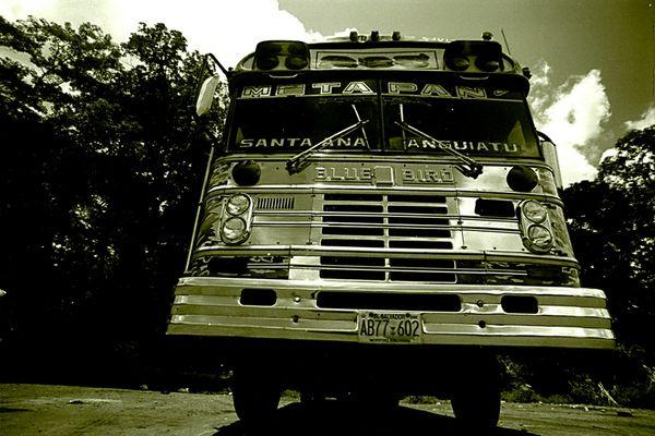 camioneta / Bus in El Salvador