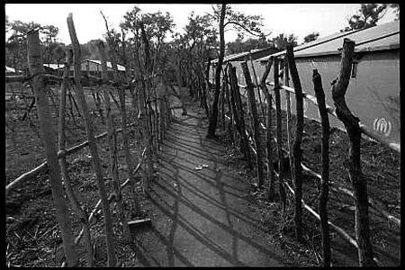 Camp de réfugiés du Libéria du HCR