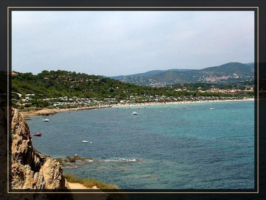 Camp du Domain (Côte d' Azur)