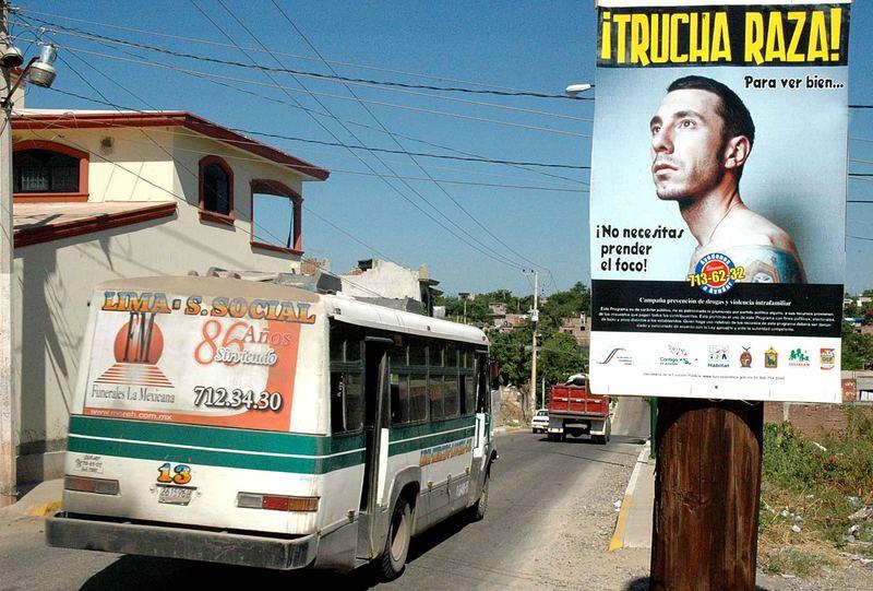 Campaña antidrogas