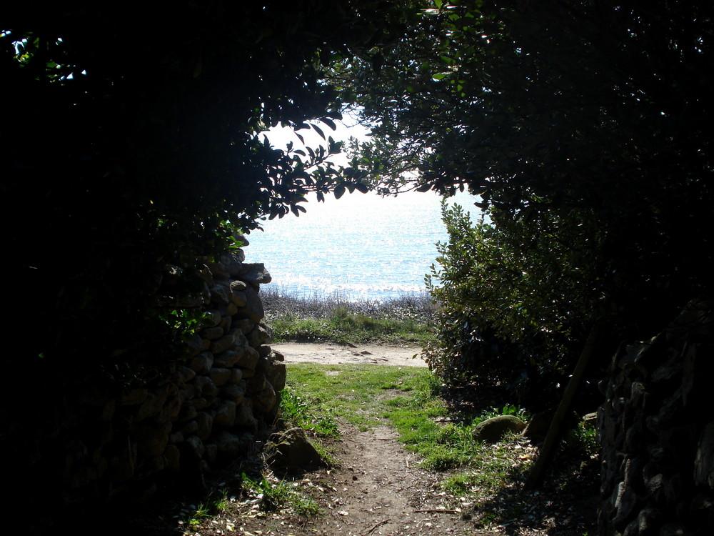 campagne et océan dans une même balade