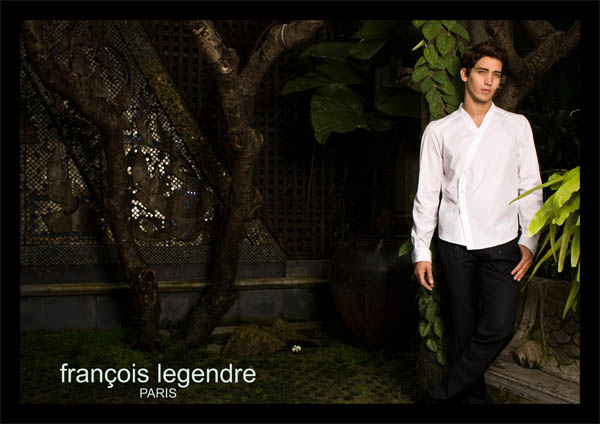 Campaign Shoot Francois Legendre Paris