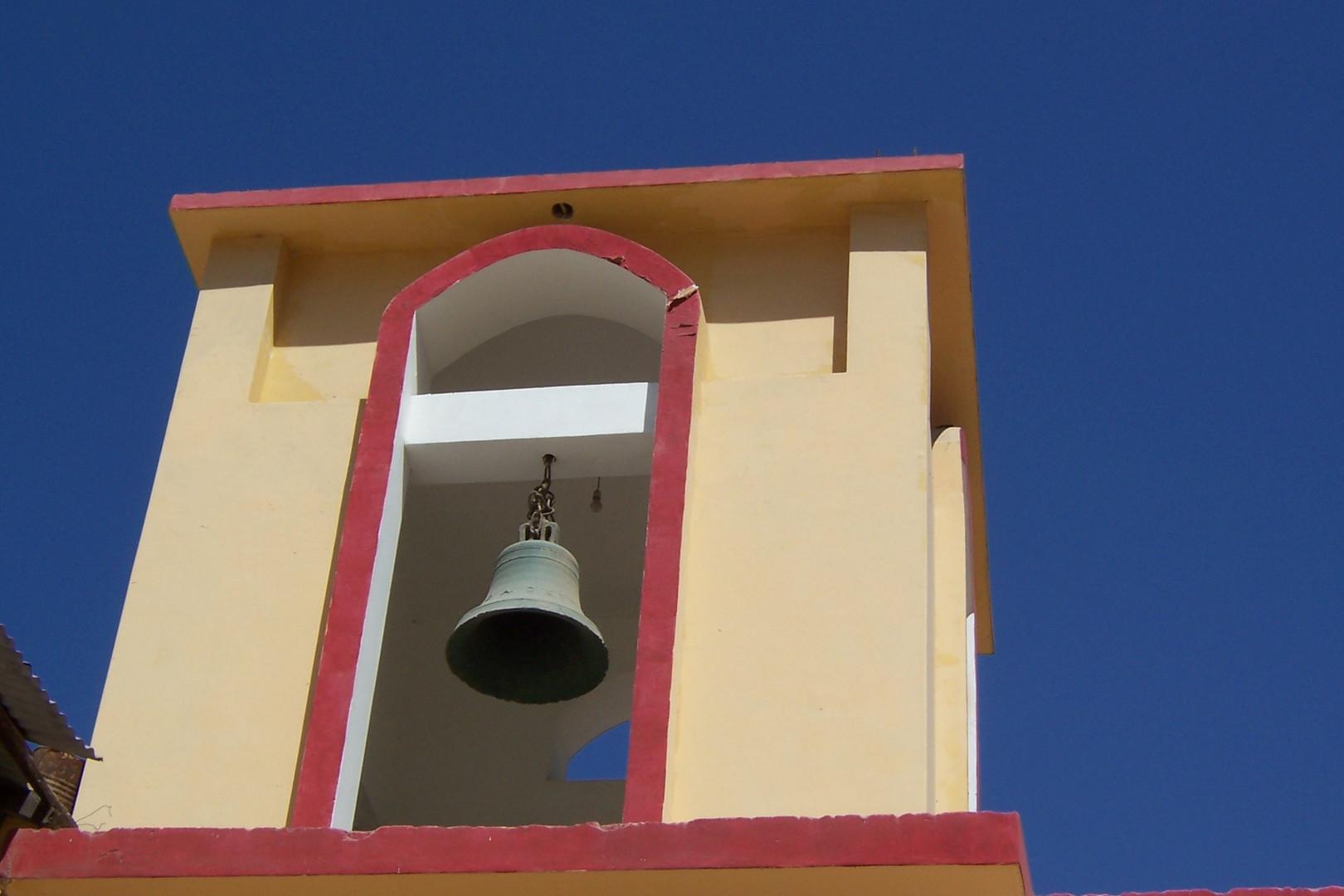 campanario colorido