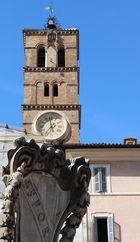 Campanile della Basilica di Santa Maria in Trastevere