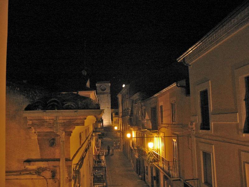campanile di notte