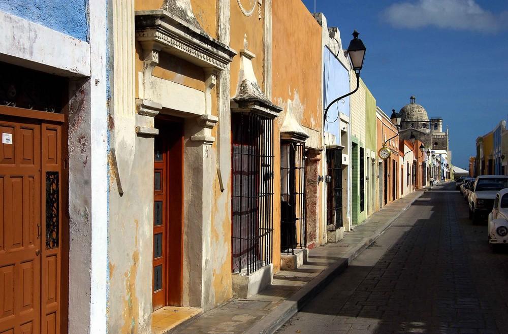 Campeche - Altstadt (2), 02.07.2007
