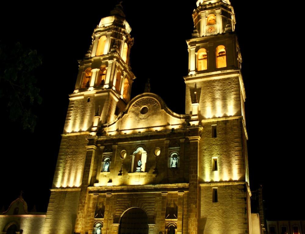 Campeche, Patrimonio Histórico de la Humanidad