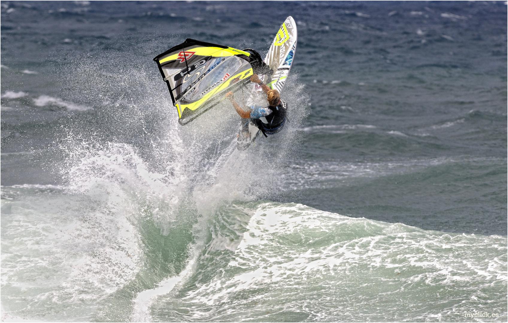 CAMPEONATO DE WINSURF-POZO 2011