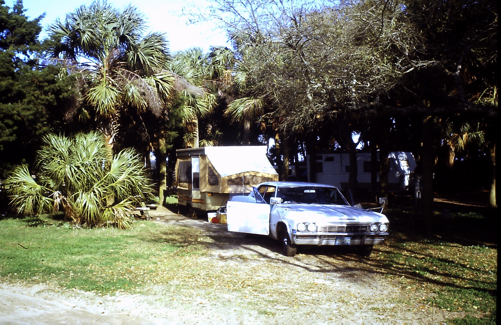 Campground in Florida