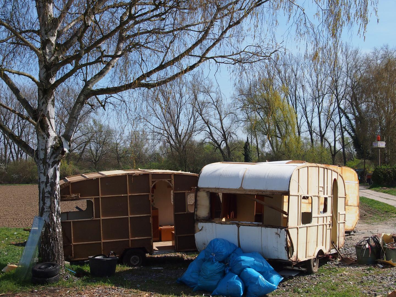 Campingsaison ist eröffnet