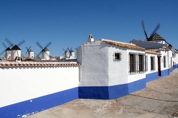 Campo de Criptana (Ciudad Real)