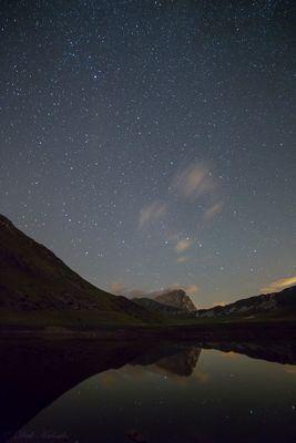 Campo Imperatore - Gran Sasso im Sternenlicht