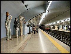 « Campo Pequeno » Underground.
