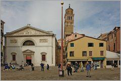Campo San Maurizio...